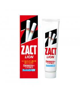 LION Zact Smoker Toothpaste – Stain Fighter 150g